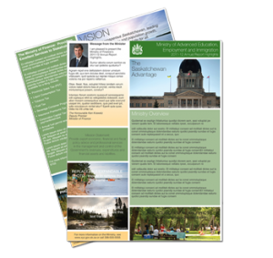 Highlights Sheet - Saskatchewan Provincial Government