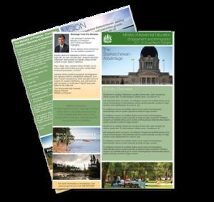 Highlights Sheet - Saskatchewan Provincial Government